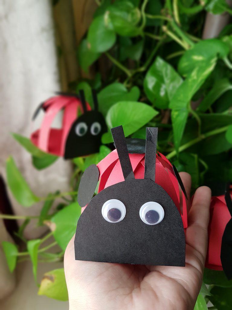 Ladybug craft 0
