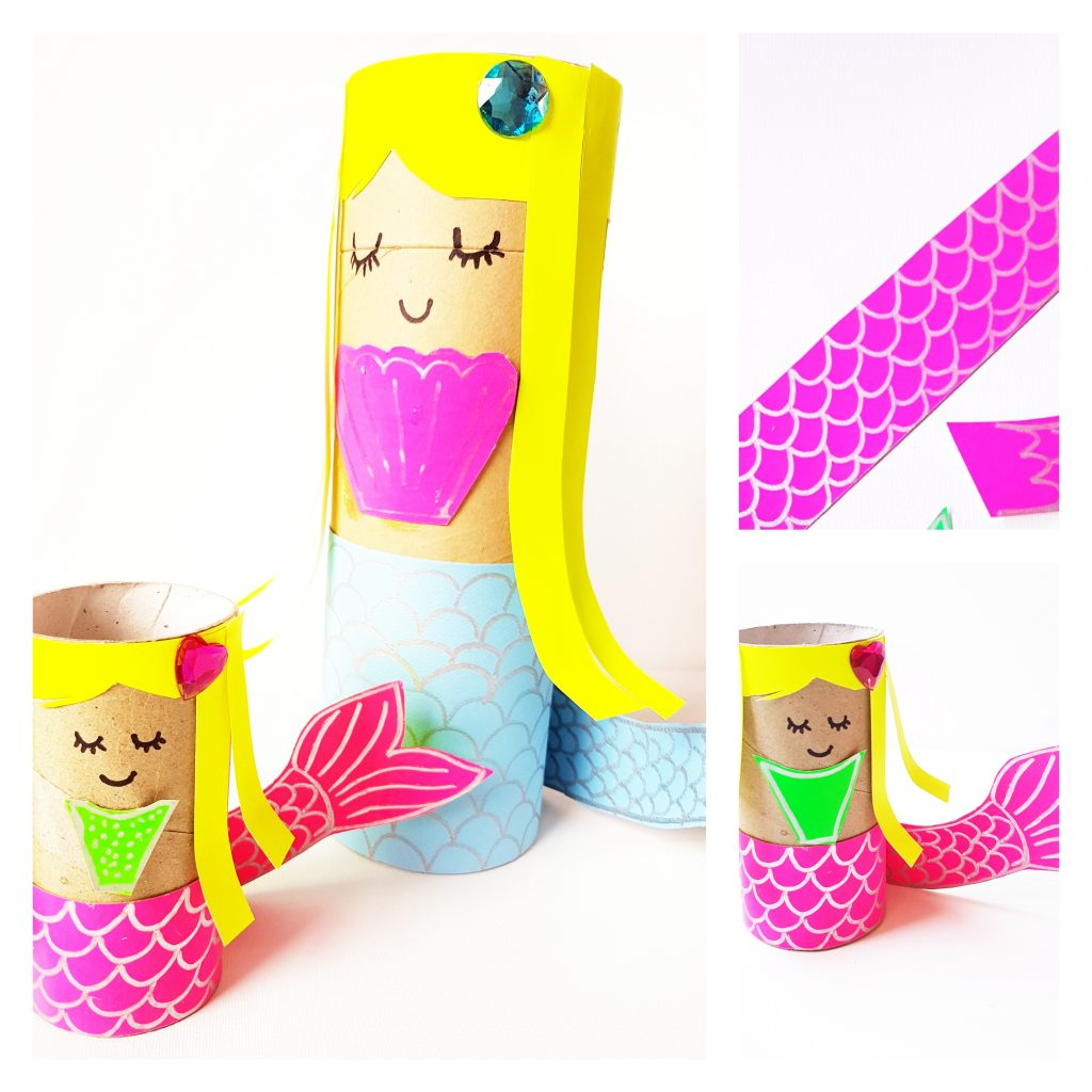 Mermaid craft 1