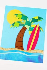 Make These 10 Easy Boredom Buster Summer Crafts With Your Kids Today