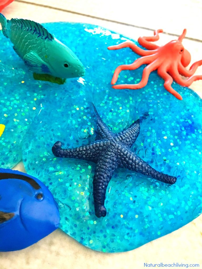 Make These 10 Minute Fun Ocean Crafts For Busy Moms On Rainy Days