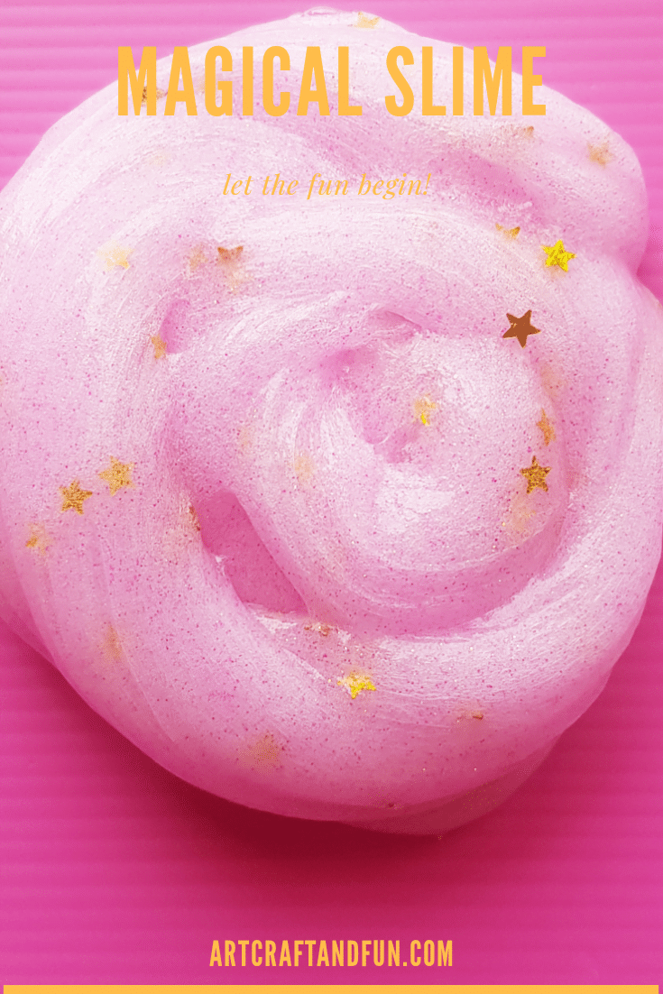 Fun Magical Slime Recipe