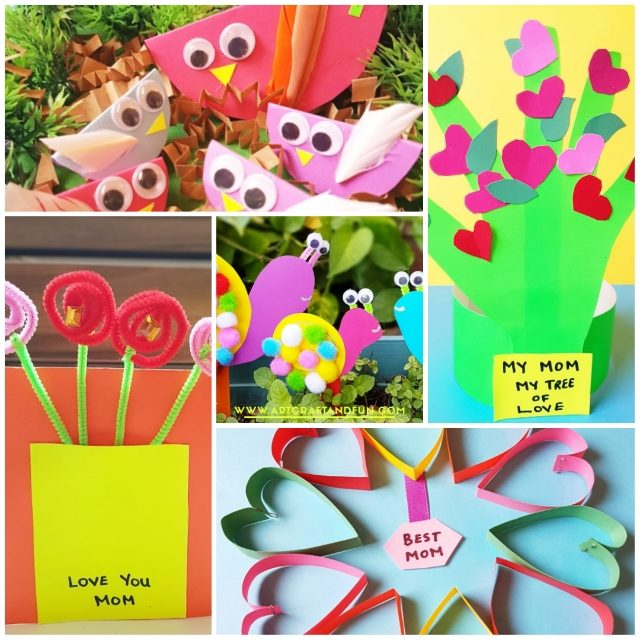 6 Easy Mother's Day Crafts