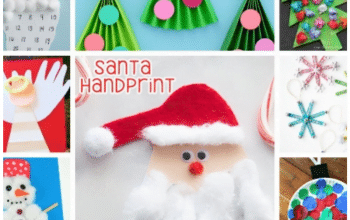 Check out the Best Adorable Christmas Crafts For Toddlers This Holiday Season! Sure to create some magic with your kids#toddlercrafts #christmascrafts #Christmascraftsforotoddlers #christmastcraftforkids