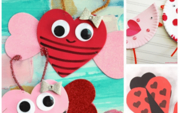 Easy Valentine's Day Crafts For Preschool