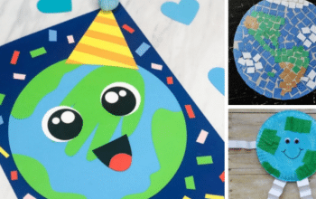 Fun Earth Day Craft Ideas For Kids