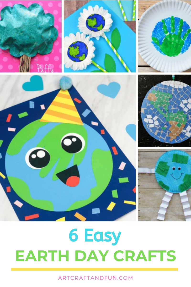 6 Fun Earth Day Craft Ideas For Kids