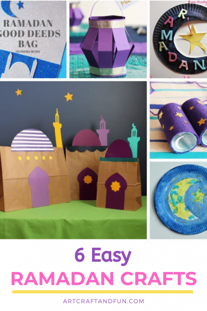 Easy Ramadan Crafts For Kids