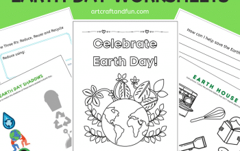 Free Printable Earth Day Worksheets